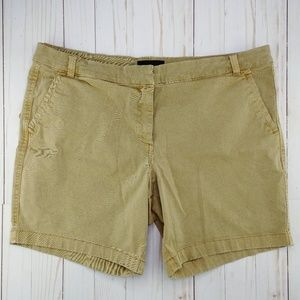J. Crew | Khaki Harbor Shorts